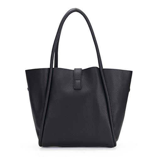 Signore moda tempo libero borsa a tracolla singolo/ immagine minimalista versatile/Big-bag-A A