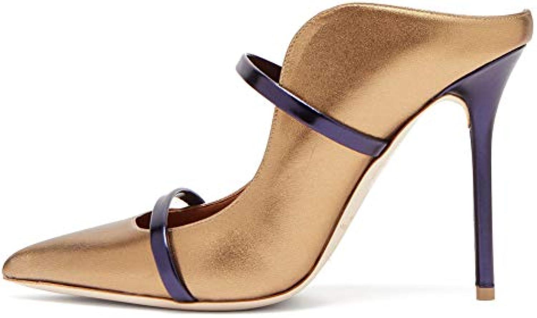 Scarpe col Tacco Stiletto Classico High Heels,MWOOOK-408 Moda Festa Partito Dress Discoteca Scarpe Taglia 34-45... | Grande vendita  | Uomo/Donna Scarpa