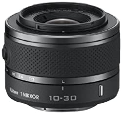 Nikon 1 Nikkor VR 10-30 mm 1:3,5-5,6 Objektiv schwarz