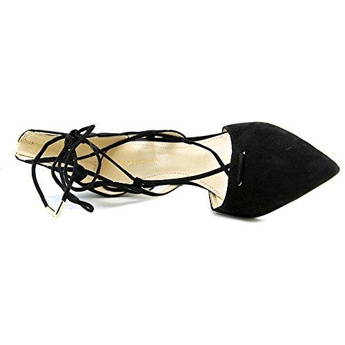 Fisher Truthe Marc Aguçado De Camurça Salto Preto Sapatos HTd5dwq