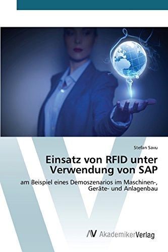 Einsatz von RFID unter Verwendung von SAP