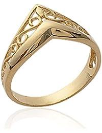ISADY - Nara Gold - Women's Ring - 750/000 (18 Carat) Gold