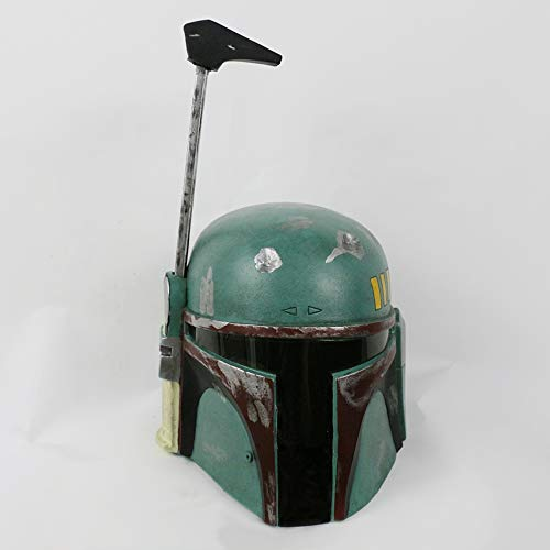 Bounty Hunter Kostüm - VAWAA Star Wars Boba Fett Bounty Hunter Hut Halloween Helm Maske