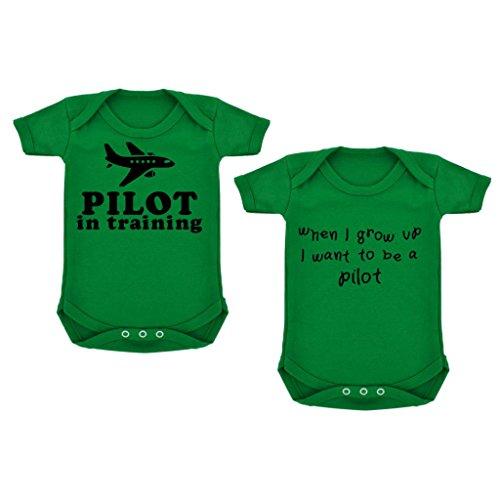 2er-pack-pilot-in-training-when-i-grow-up-baby-bodys-smaragd-grn-mit-schwarz-print-gr-68-grn-grn