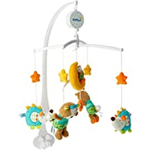 Babysun Mobile Musical Sleeping Forest, Multicolore