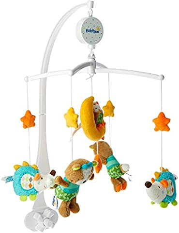 Babysun Mobile Musical Sleeping Forest