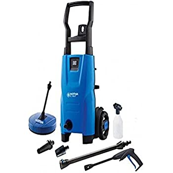Nilfisk C110 4-5 PC Xtra Compact High Pressure Washer with Patio Cleaner: Amazon.co.uk: DIY & Tools