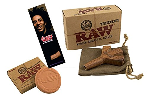 raw-trident-triple-cigarette-holder-rolling-paper-set-bundle-with-hydrostone