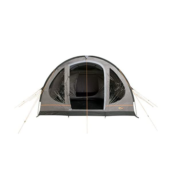 Portal Outdoors Unisex's Gamma 5 Spacious Large Tunnel Tent with Storage Bag 9