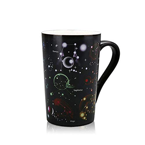 leegoal Tazza Magic Constellation, Tazza da caffè Magic Cambia Colore Tazza da tè per Ragazzi e Ragazze