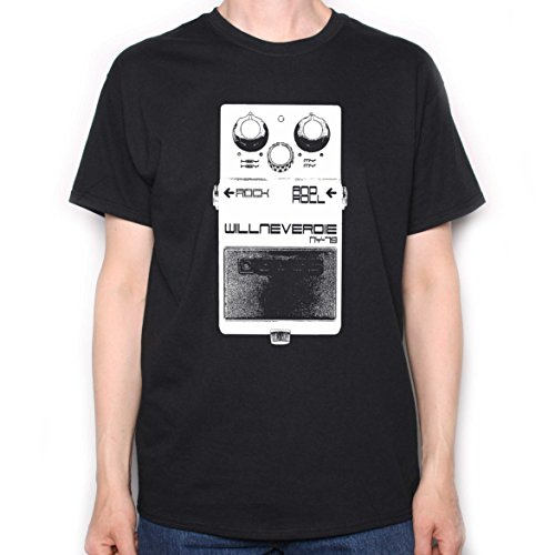 by Inspired Neil Young T-Shirt - Ehi My Pedal nero s