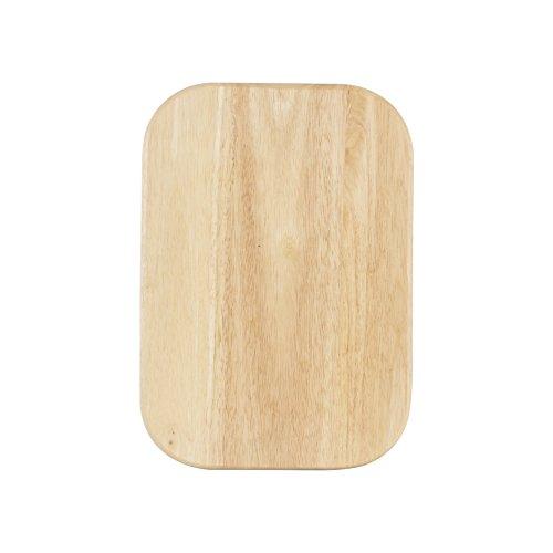 T&G Woodware T&G Mittelgroßes rechteckiges Hackbrett aus Kautschukholz