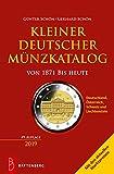 Kleiner deutscher Münzkatalog von 1871 bis heute