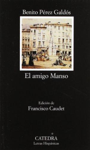 513: El amigo Manso (Letras Hispánicas)