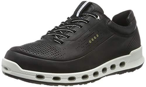 Ecco Herren Cool 2.0 Sneaker, Schwarz (1001black), 42 EU -