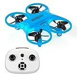 HELIFAR Mini Quadcopter Drone for Kids, H8 Anti-collision Mini RC Quardcopter 2.4G 4CH