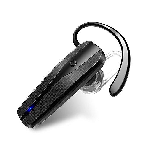rapidtronic i7TWS Bluetooth Kopfhörer mit Ladekabel Fall 4.1+ EDR In-Ear Bluetooth Headset Wireless Sport Stereo-Ohrhörer Headset in-ear mit Mikrofon Rauschunterdrückung für Apple iPhone X/8/7/7Plus/6/6S Plus und Android Smartphones (Stereo-system Ipod Nano)