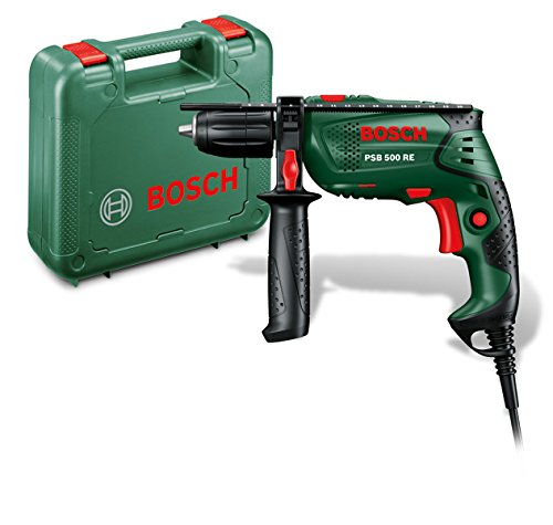 Bosch PSB 500 RE Trapano Battente Compact Easy