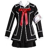 Dream2Reality - Disfraz de vampiro knight para cosplay para mujer, talla S
