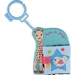 Vulli - Fresh Touch - Sophie la Girafe - Mon Première Livre d'Éveil + Hochet