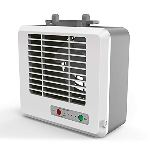 VENTDOUCE Ventilatore Aria condizionata - Mini Ventilatore Muto Risparmio energetico Rispettoso dell'ambiente Refrigerazione per L'Ufficio dell'auto a casa Chic