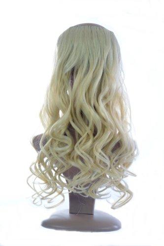 Fabuleuses Extensions de Cheveux Ondulées à Clips «Click& Flick» | Une Seule Trame Facile à Poser