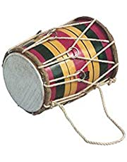 Sai Musical Mini Dholak For Kids Or Decoration.
