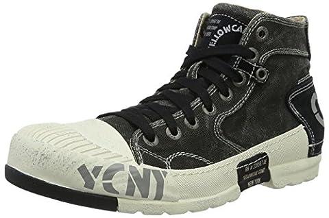Yellow Cab Men's Mud M Low-Top Sneakers black Size: 45 EU