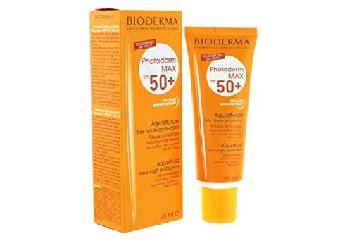 Spf 40 Sonnenschutz Creme (BIODERMA Photoderm MAX Sonnencreme SPF 50+, 40 ml)