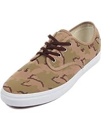 12c09d5e0e Vans - Unisex Madero Shoes in Camo Natural Fudgesickle