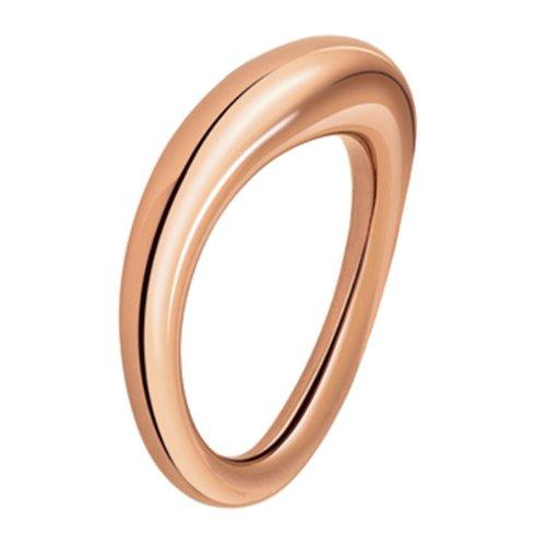 Calvin Klein CK Damen-Ring teilvergoldet Gr. 52 (16.6) - KJ94PR100106