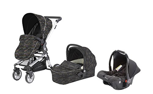 Baby Elegance Beep Twist Colour Pack, City 418kijircrL