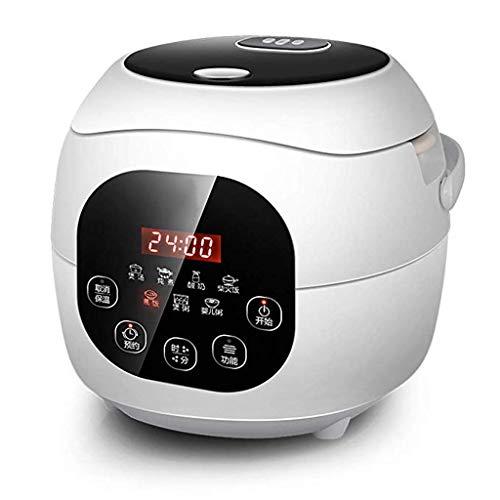 Mini Smart Multifunktions Gesundheitspflege Keramik Antihaft-Innentopf Kleine Reiskocher Nicht Kreuzgeschmack Haushalt 1L