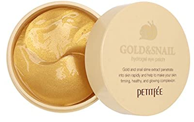 Gold & Snail Hydrogel
