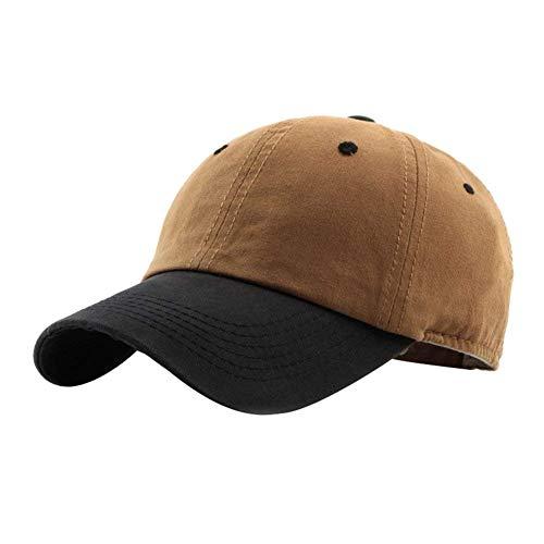 7bd0ca1b3fed3 Elodiey Gorras De Béisbol para Hombre Tze Cotton Pure Beret Años 20 R  Outdoor Sport Y