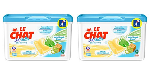 le-chat-sensitive-lessive-liquide-en-dose-20-doses-20-lavages-lot-de-2