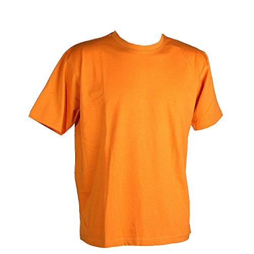 Kitaro, kurzarm Shirt T-Shirt, 68901, orange [10517] Orange