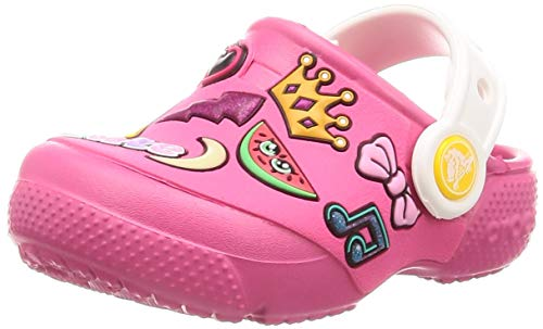 Crocs Unisex Babies Fl Playful Patches Clog K