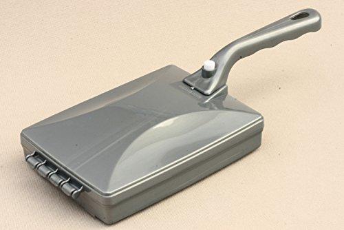Carpet manuale in plastica raccogli polvere per