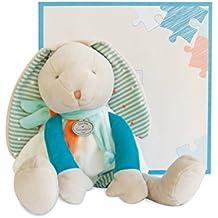 Doudou et Compagnie dc2989Conejos Happy grandes muñeca