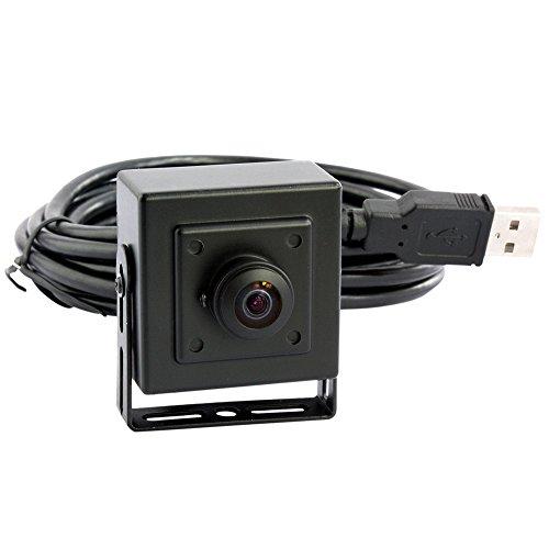 ELP HD 720P 1.0megapixel MJPEG oder YUY2 OV9712 Sensor USB2.0 Webcam USB-Kamera für Linux, Android,...