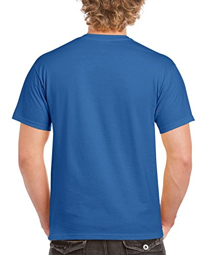 Pirate Booty auf American Apparel Fine Jersey Shirt Royal