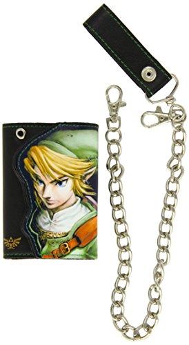 Portefeuille 'The Legend of Zelda' - Zelda die-cut chain wallet