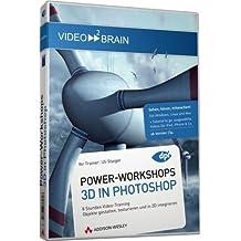 Power-Workshops - 3D in Photoshop