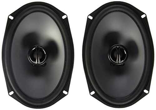 "Alpine 6"" x 9"" Type-E Coaxial 2-way Car Speakers"