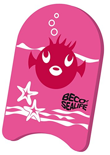 BECO Beermann Mädchen Swimming Board 9653 One Size pink