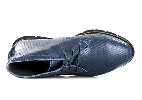 MAM'ZELLE MALICE - Bottines / Boots - Femme Navy