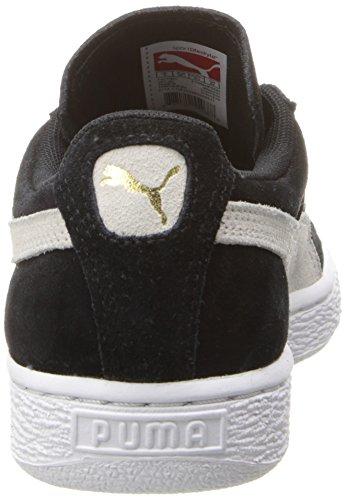 Puma Suede Classic Sneaker Black/White