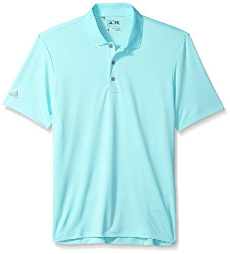 adidas Golf Jungen Performance Polo, Jungen, Energy Aqua - Adidas Golf Shirt