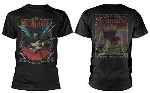 Rainbow Memories In Rock 2017' T-Shirt